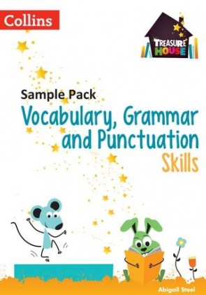 Vocabulary, Grammar and Punctuation Skills Packs - Year 1