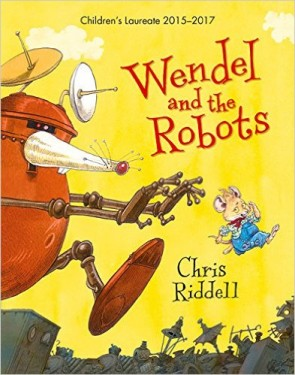 Wendel and the Robots - Pack of 10
