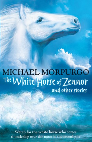 The White Horse of Zennor... by Michael Morpurgo