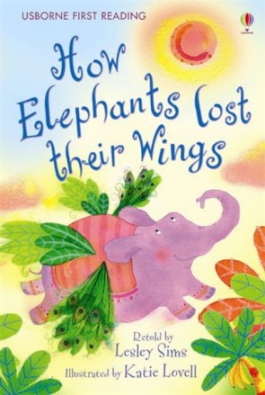 First Reading Level 2 - How Elephants Lost Their Wings - guided reading pack