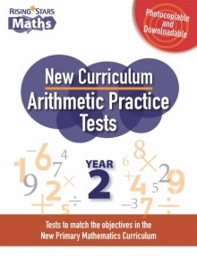 Rising Stars Arithmetic Practice Tests Year 2