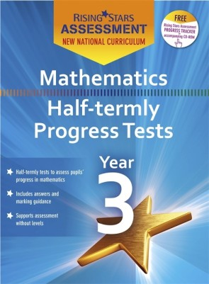 Half-termly Progress Tests Mathematics Year 3