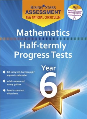 Half-termly Progress Tests Mathematics Year 6